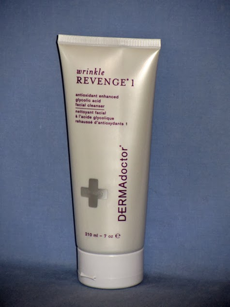 DERMAdoctor Wrinkle Revenge 1 facial cleanser