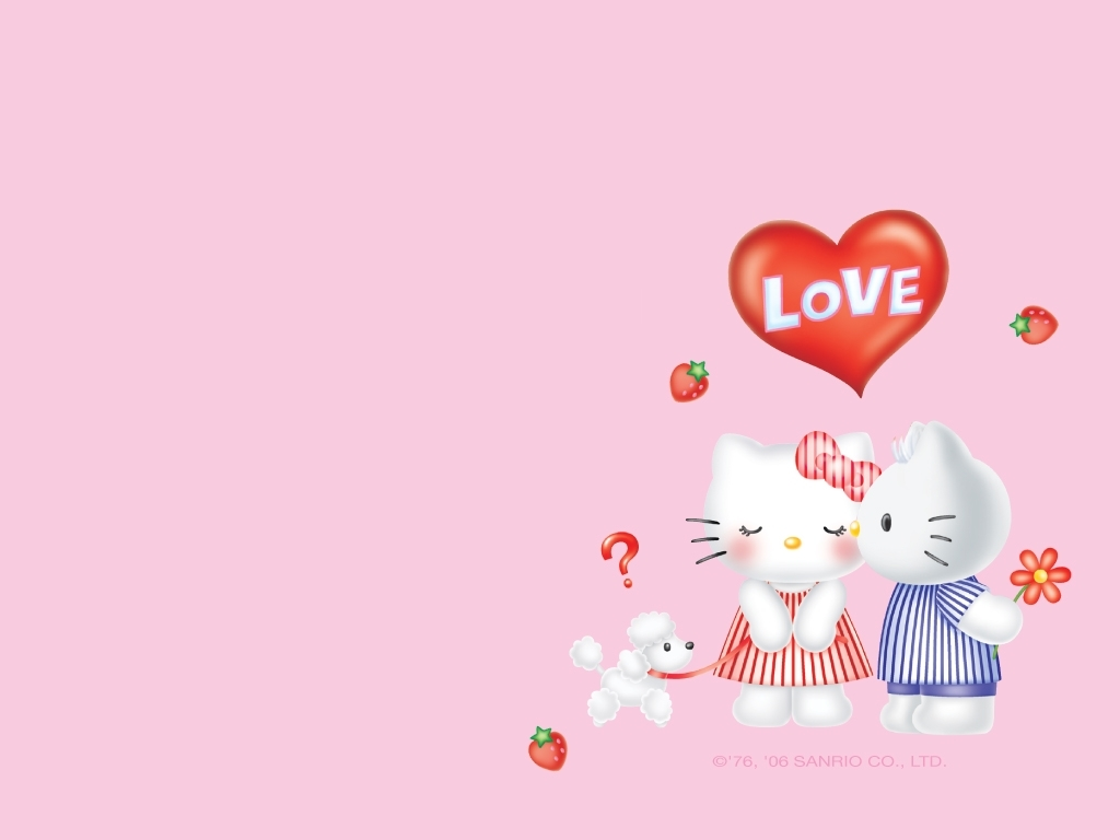 Simple Wallpaper Hello Kitty Shelf - hello+kitty+wallpaper3  Trends_882586.jpg