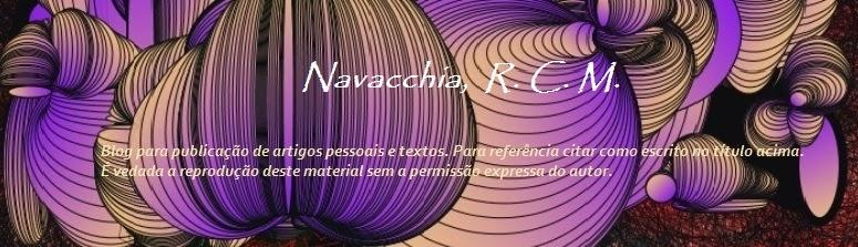Navacchia, R. C. M.