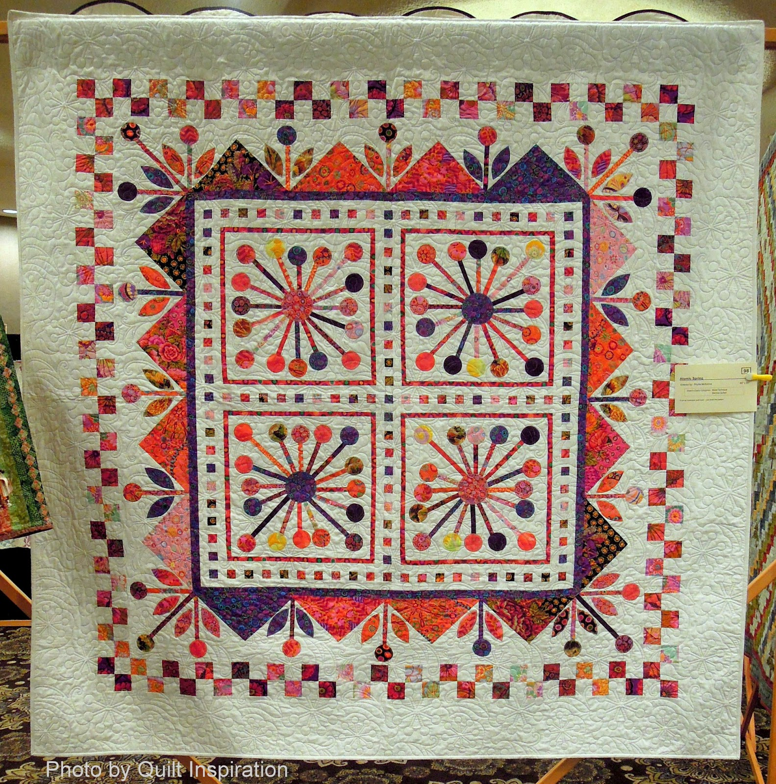 Quilt Inspiration: Springtime in California: Concord quilt show : quilts by phyllis - Adamdwight.com