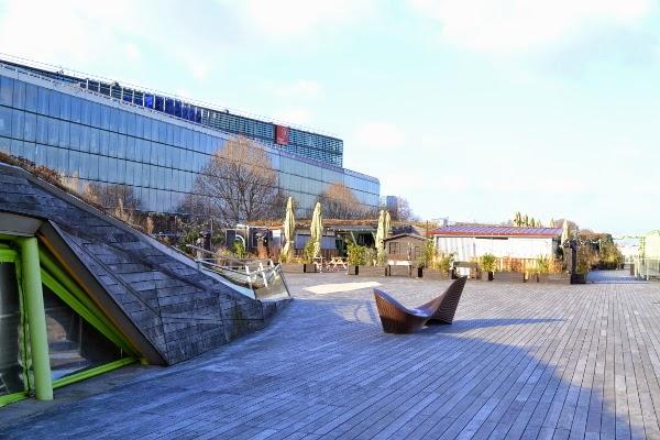 Art et glam sur la terrasse des docks cit de la mode et for Maison de la mode et du design paris