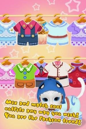 Game Pelihara Kucing Hi Kitties Apk Android Terbaru Miftatnn