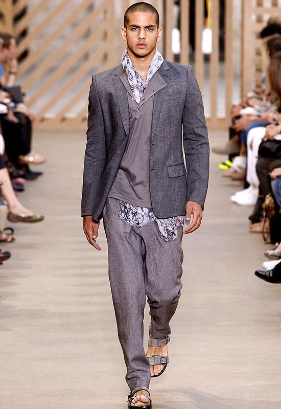 Louis Vuitton x Scott Campbell Spring Summer 2011 Mens tole Tattoo Bleu