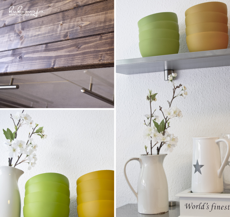 kukuwaja: DIY Working Space Kitchen - Home Project Teil 3