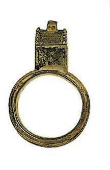 BIJOUX ET PIERRES PRECIEUSES: Les Bagues Juives: Jewish Rings