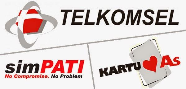 Harga Pulsa Telkomsel Termurah 2017