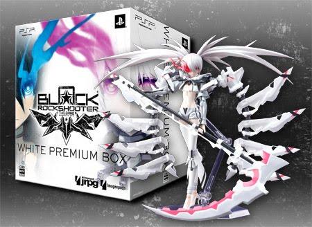 WRS Premium Game Trailer:  Black Rock Shooter for PSP