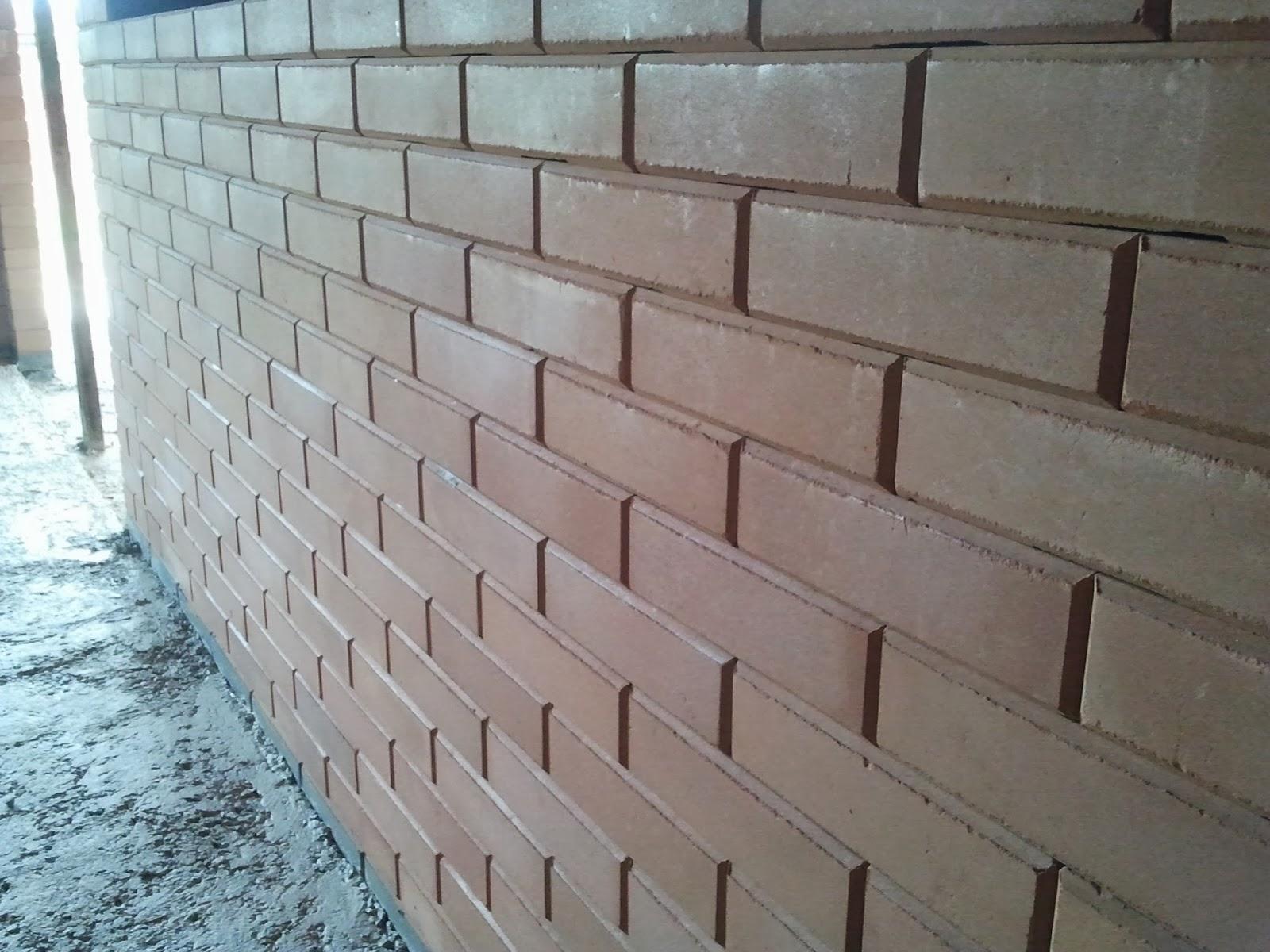 Construindo e Ampliando com Tijolo Solo cimento / Ecológico  #4B6470 1600x1200 Banheiro Com Tijolo Ecologico