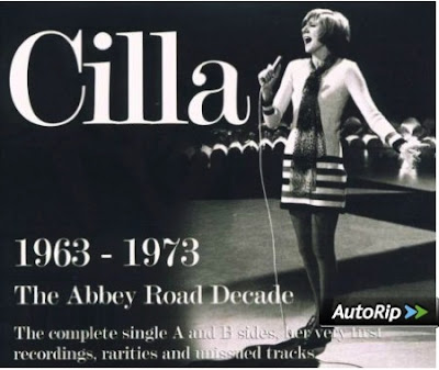 Cilla Black CD cover