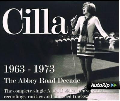 Cilla Black CD cover