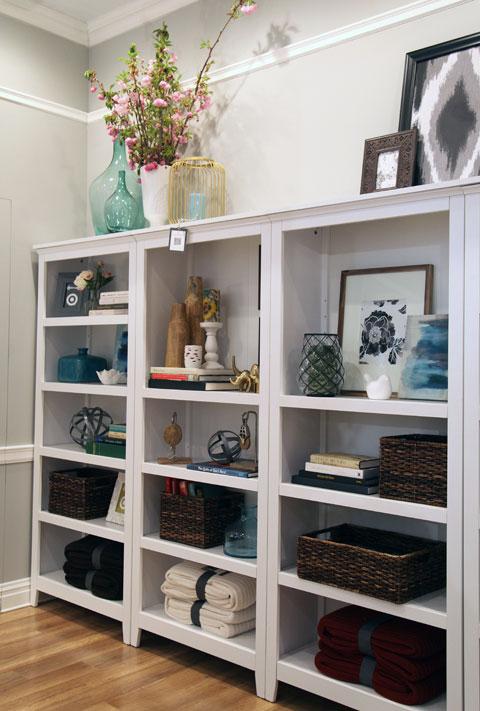 Target Bookshelves Espresso IDI Design - Bookshelves target