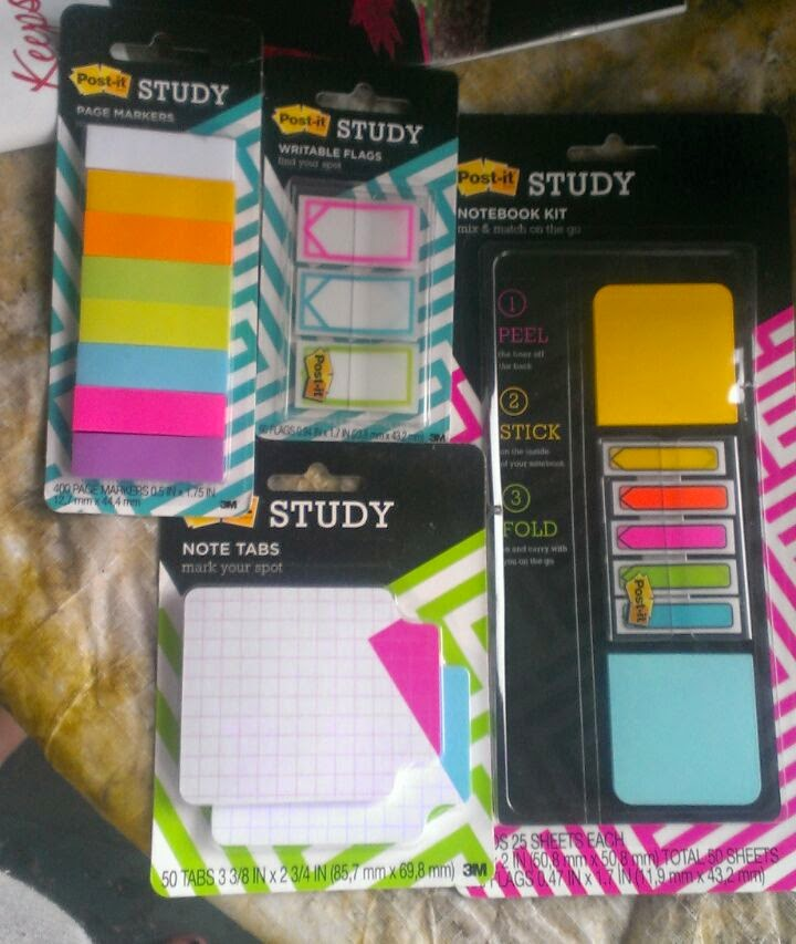post it study products