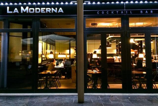 La Moderno Testaccio // Cocktails in Rome