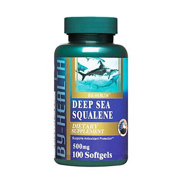 Squalene shark oil