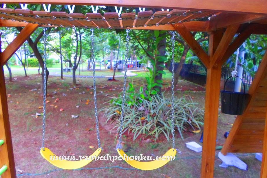 playground indonesia ayunan jembatang goyang