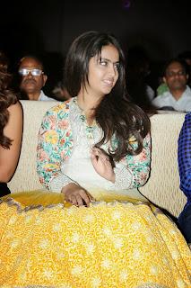 Actress Avika Gor Picture Gallery at Lakshmi Raave Maa Intiki Audio Launch  16.jpg