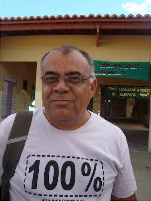 Cidinho de Juremal - Profº, Agitador Cultural, Poeta e Diretor do Teatro de Juremal