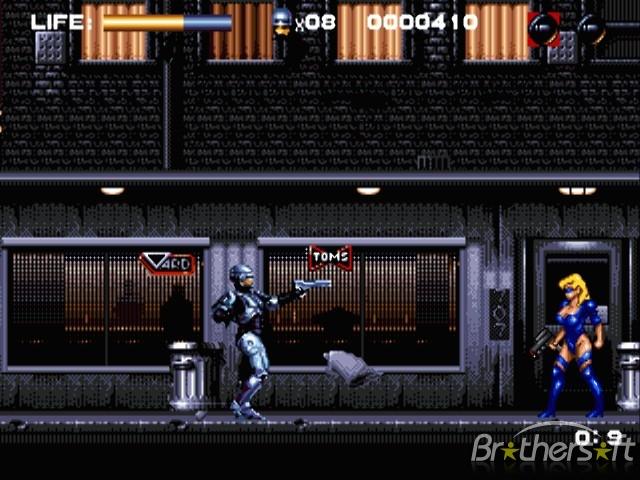 9º lugar- Robocop vs Terminator