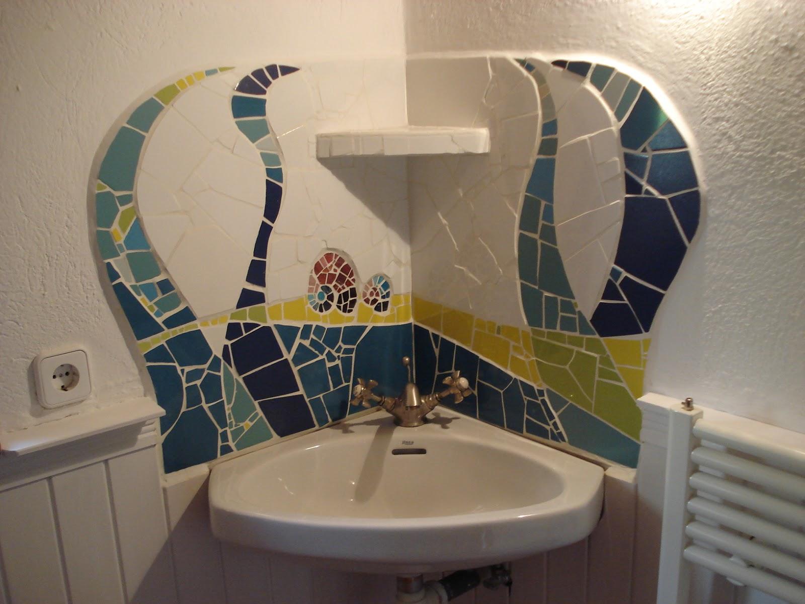 Mosaicos Mallorca Mosaico Sobre Pared