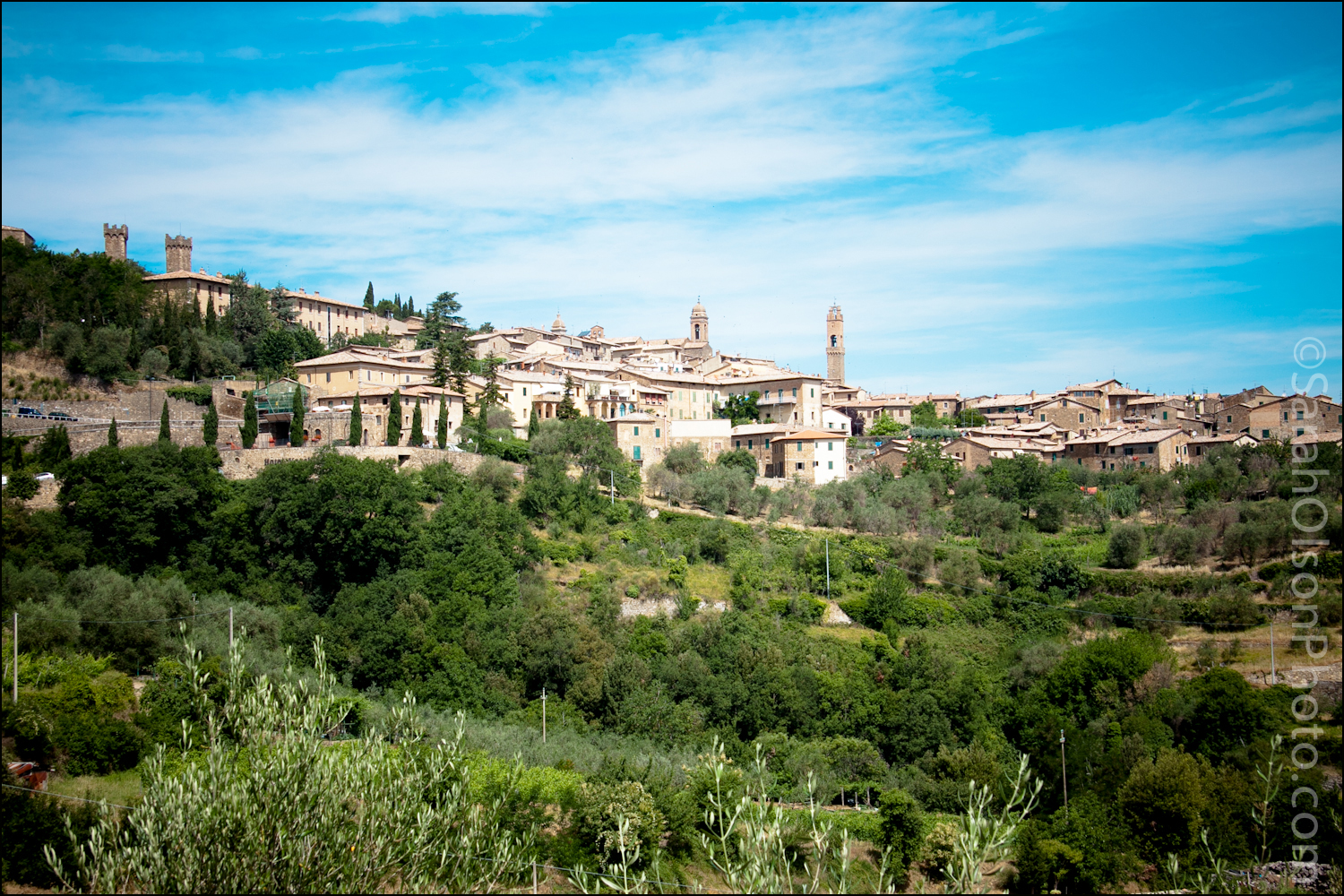 Tuscany montalcino and montepulciano a beach home for Montepulciano italy