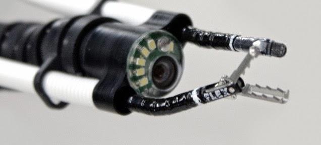 Surgeons Robot Snakes