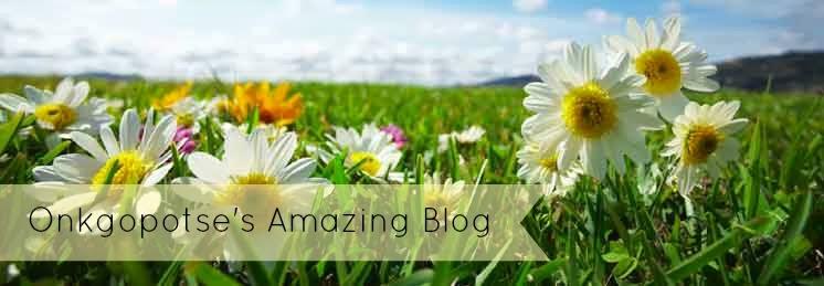Onkgopotse Amazing Blog