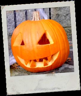 Calabaza canalla Halloween