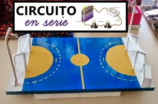 Circuito Electrico En Serie : ¡nos vamos de circuito electricidad gomez