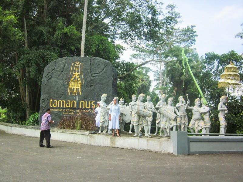 Tempat Wisata Taman Nusa Gianyar