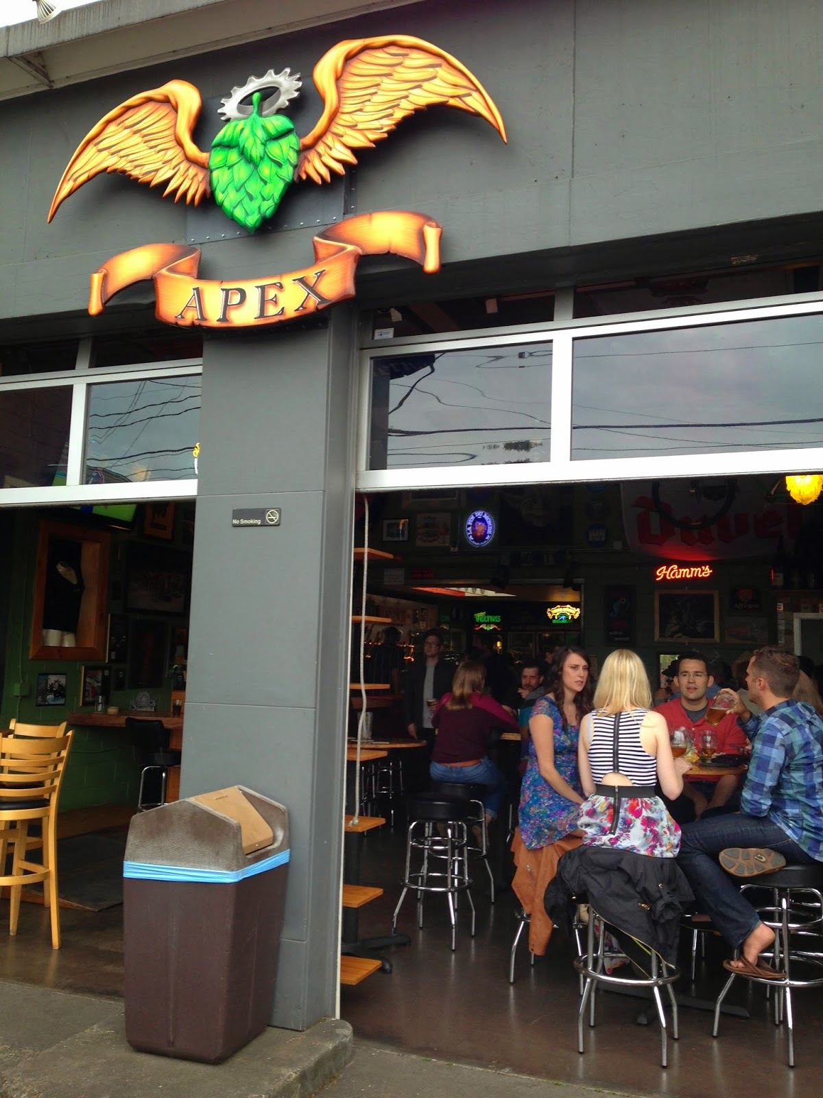 APEX Bar in Portland, OR | The Economical Eater