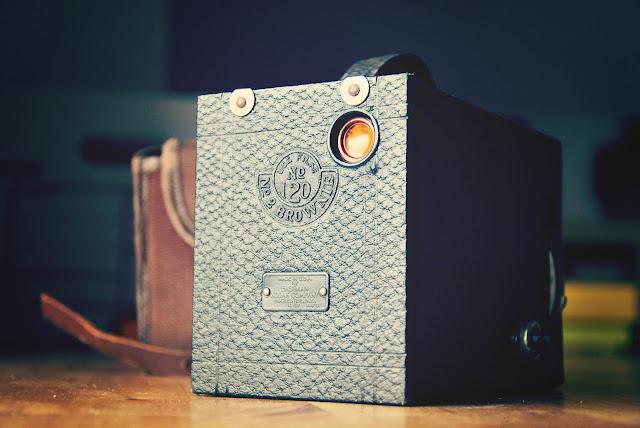 Kodak Film brownie box no.2