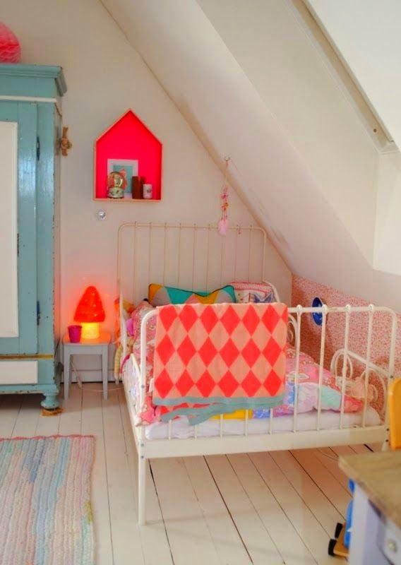Kinderkamer Vintage: Vintage Kinderkamer inrichten