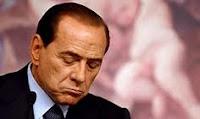 una negra proyeccion mundial para los proximos meses Berlusconi