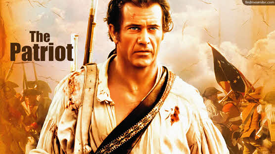 The Patriot (2000) a movies like Braveheart