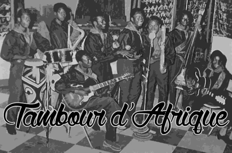 Tambour d'Afrique