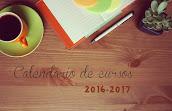 Calendario de Monográficos