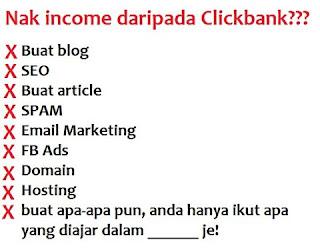Buat Duit Clickbank