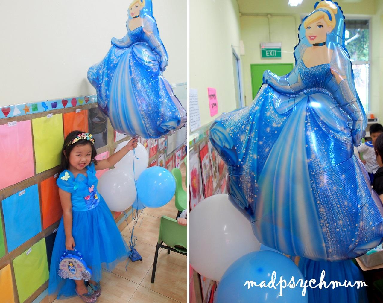 Cinderella Birthday Cake Singapore