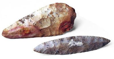 cuchillo antiguo herramienta
