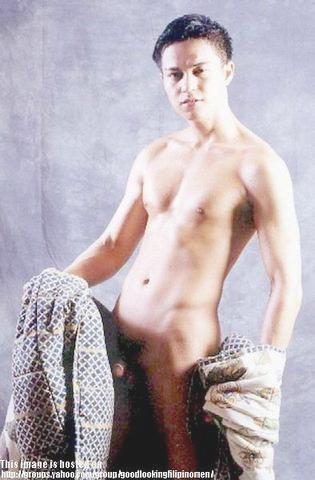 Filipino nude hunk