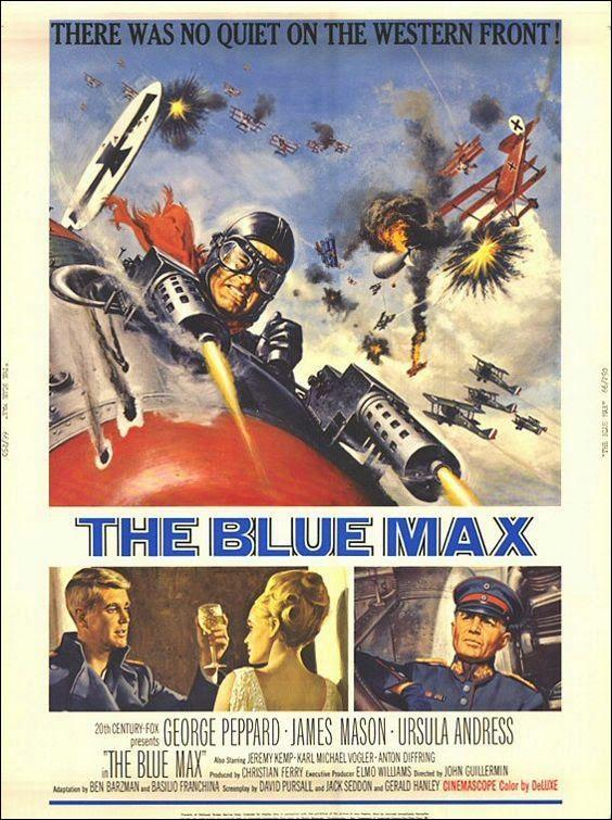 The Blue Max [1966] [BBRip] [Subtitulada]