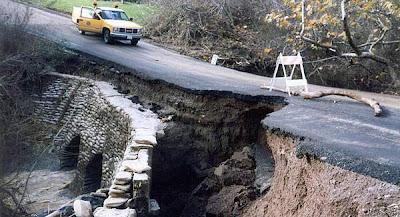 Efectos de las catástrofes naturales