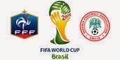 Perkiraan Hasil Akhir Pertandingan Babak 16 Besar World Cup 30/06/2014 : Prancis Vs Nigeria