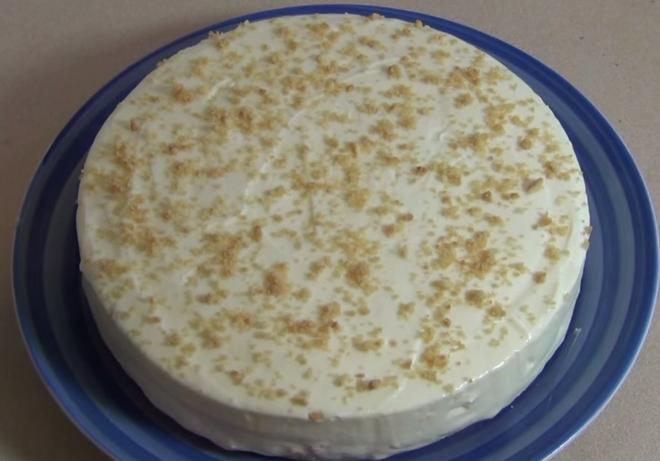 Resep Cheese Cake Lembut Mudah Tanpa Oven