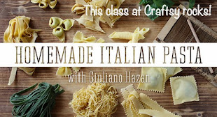 Homemade Italian Pasta with Giuliano Hazan