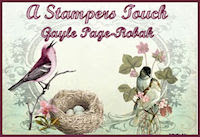 GAYLE PAGE-ROBAK - A STAMPERS TOUCH