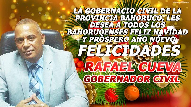Mensaje de la Gobernacion Civil de Bahoruco