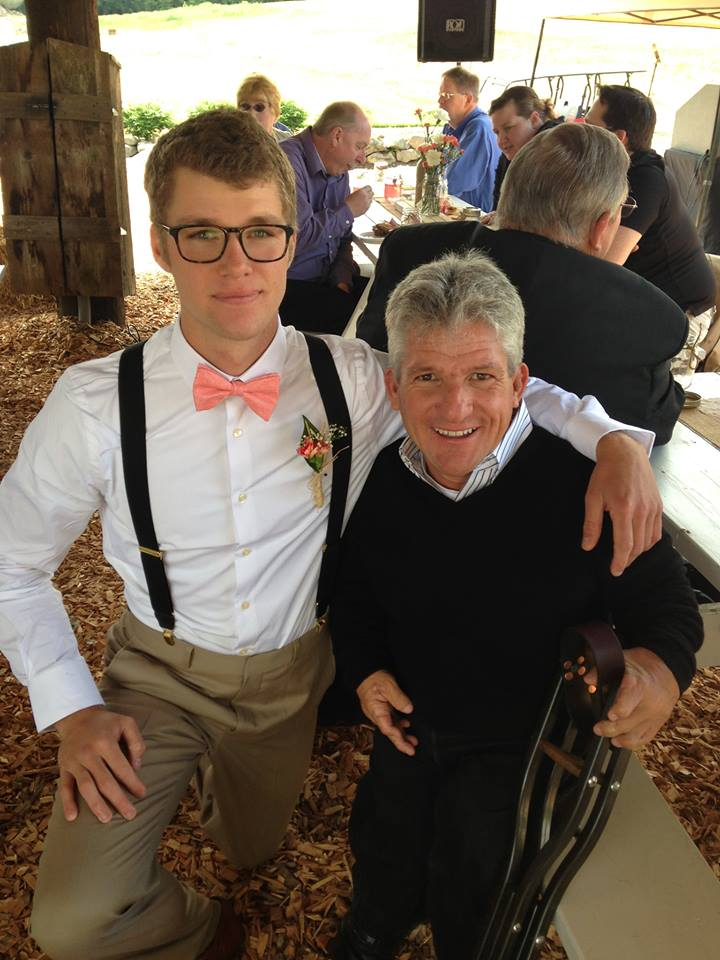 Keeping up with the roloff family jacob muellers wedding at roloff jeremy and matt junglespirit Choice Image