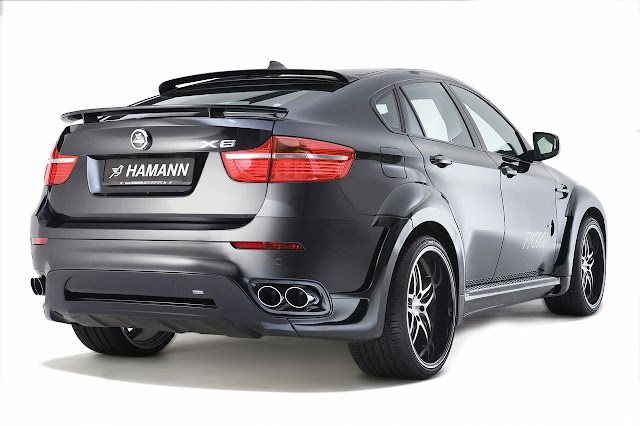 Back image of BMW X6