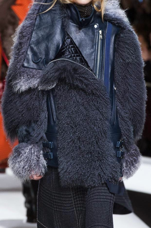 Sacai Fall 2014 detail